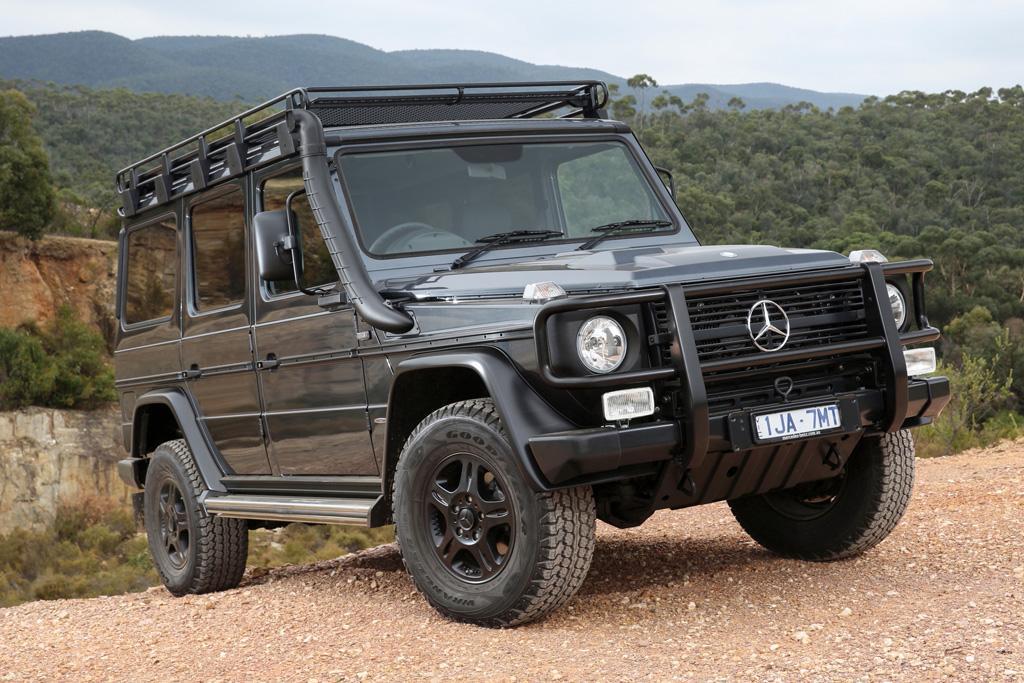 Mercedes-Benz Professional G-Wagen now on sale - www