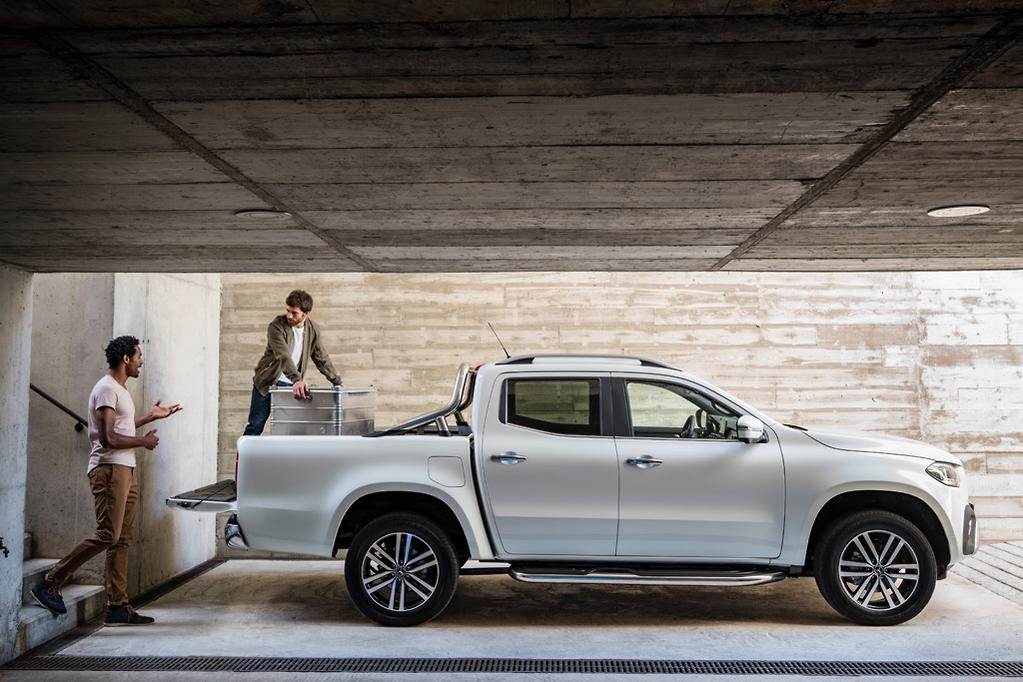 bbb4d972b029 What is the X-Class  cabin like  Mercedes-Benz really pulled out all the  stops in making the X-Class feel special. From the sculptured dash styling  to the ...