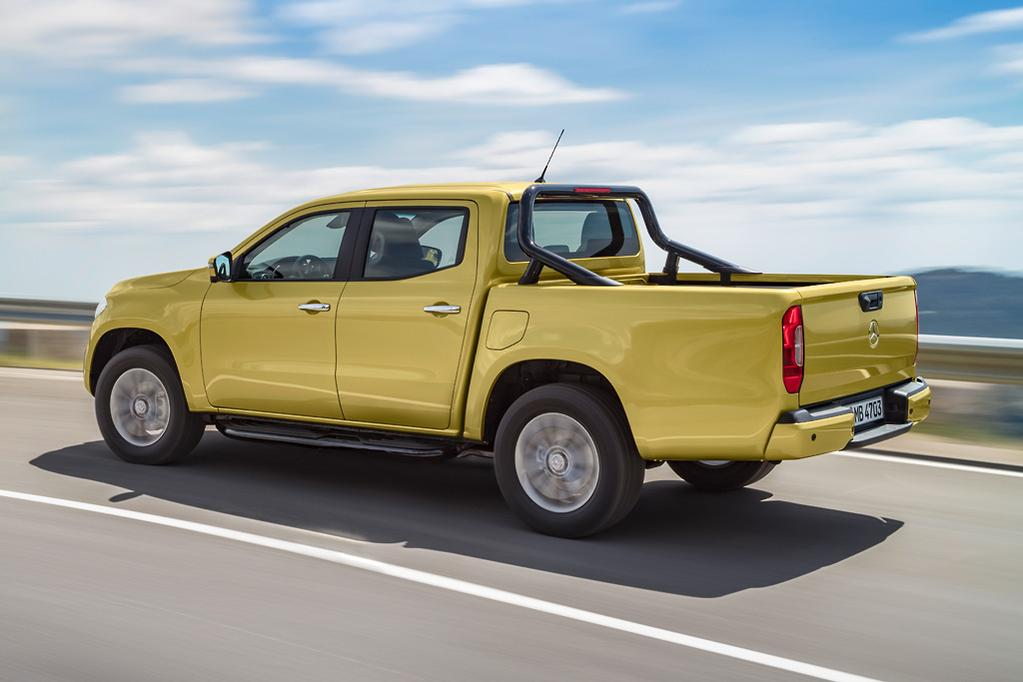 Mercedes-Benz X-Class: 10 things you need to know - www carsales com au