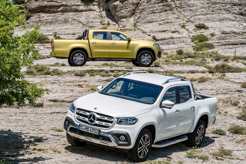 How Mercedes made the Navara better - www carsales com au