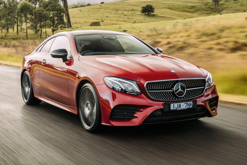 Mercedes Benz E Cl Coupe 2017 Review