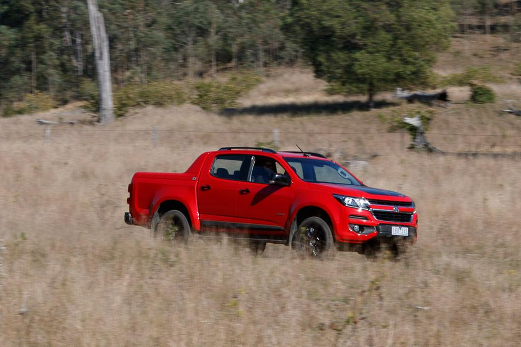 Holden Colorado 2016 Review - www carsales com au
