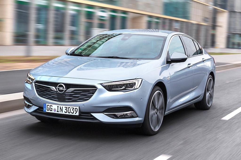 opel insignia grand sport 2017 review - www.carsales.au
