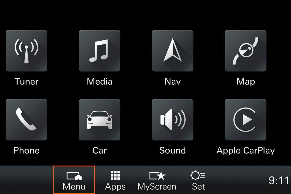 Porsche infotainment shuns Android - www carsales com au