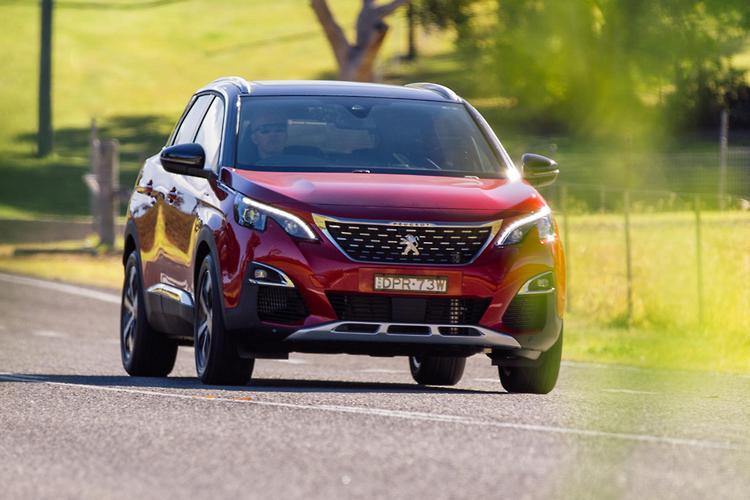 Peugeot 3008 2017 Review - www carsales com au