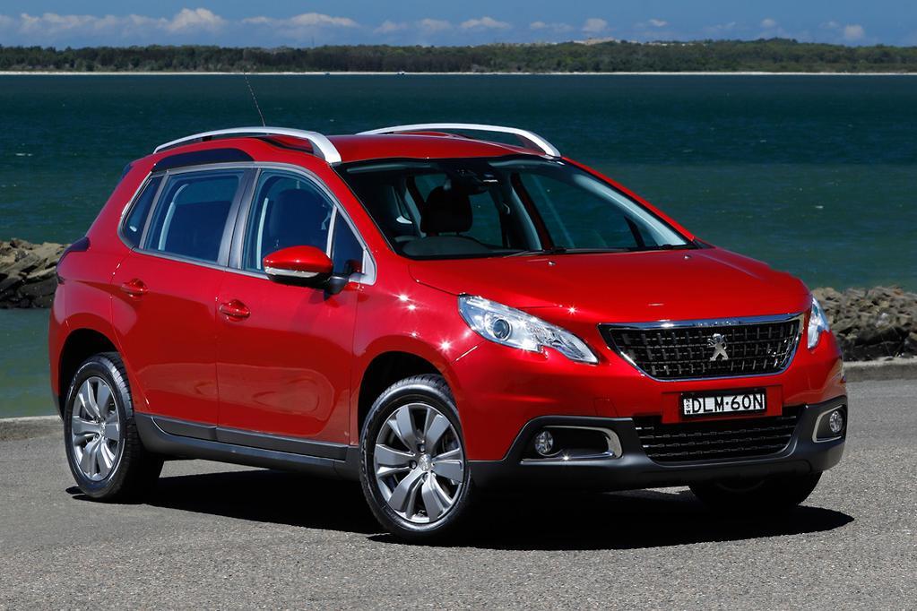 Peugeot 2008 2017 Review - www carsales com au