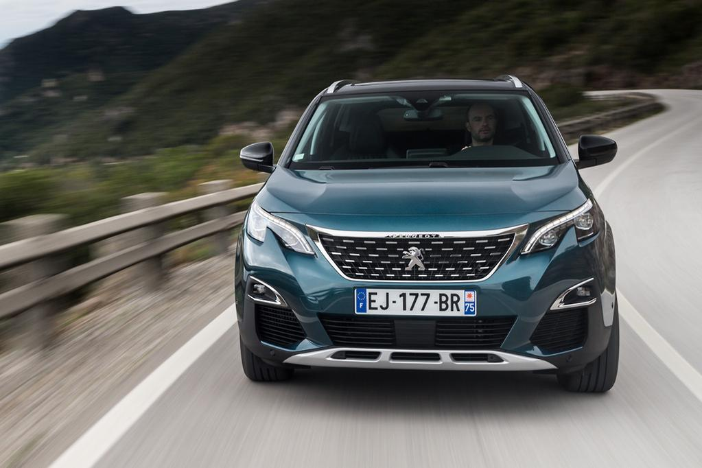 Peugeot 5008 2017 Review Carsales