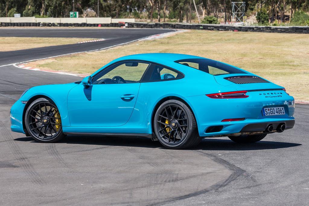 Porsche 911 Gts Threatens Gt3 Www Carsales Com Au