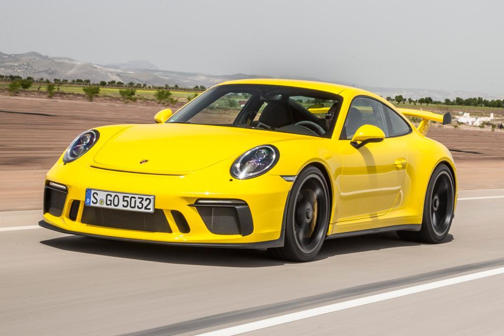 Porsche 911 Gt3 2017 Review