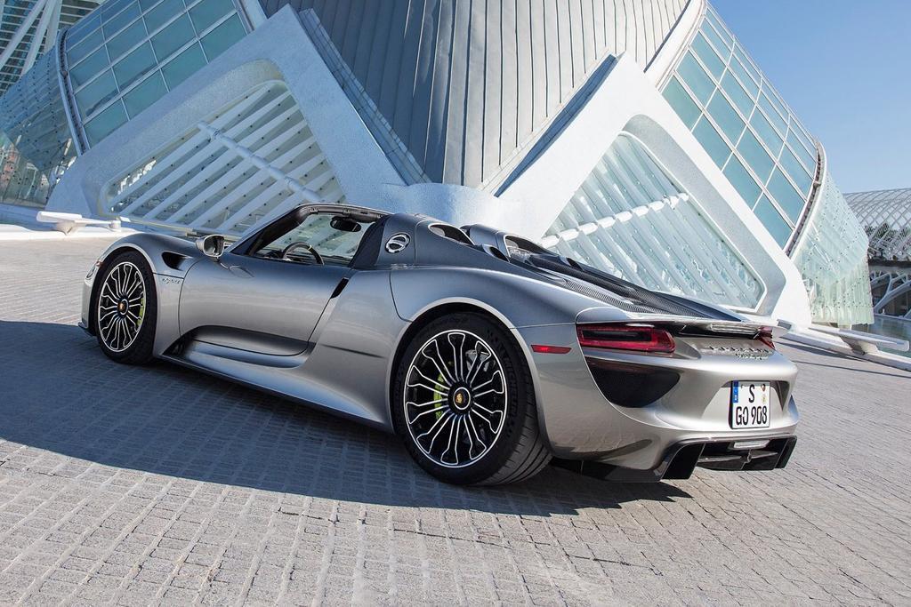 Porsche 918 Replacement Not Until 2025 Www Carsales Com Au