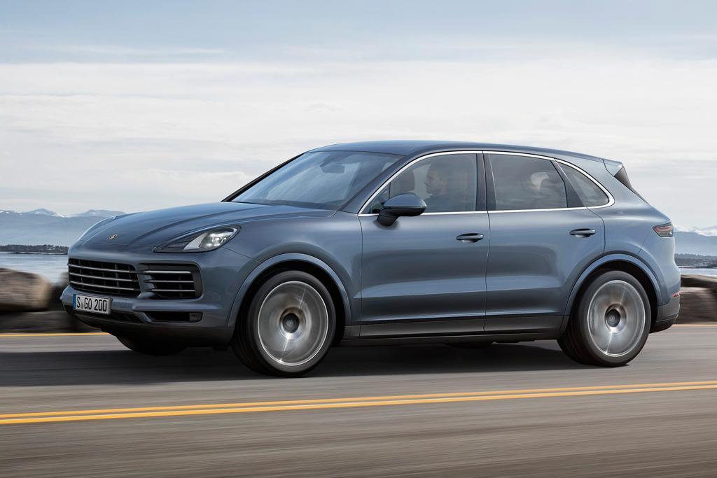 Porsche Cayenne 2017 Review