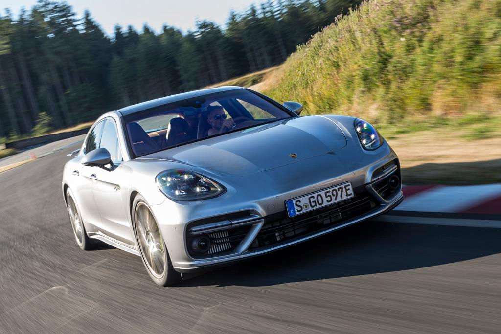 Porsche Panamera Turbo S E Hybrid 2017 Review
