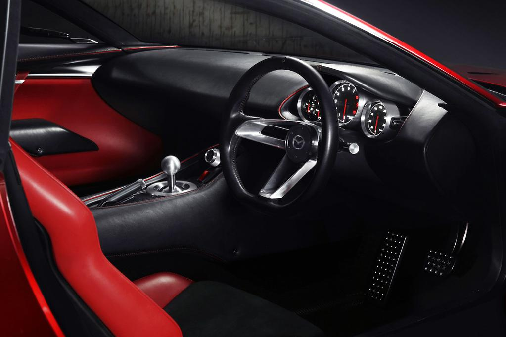Mazda Revs Up New Rotary Sports Car Www Carsales Com Au