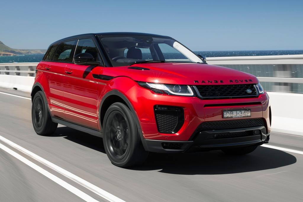 why is manual evoque slower than auto