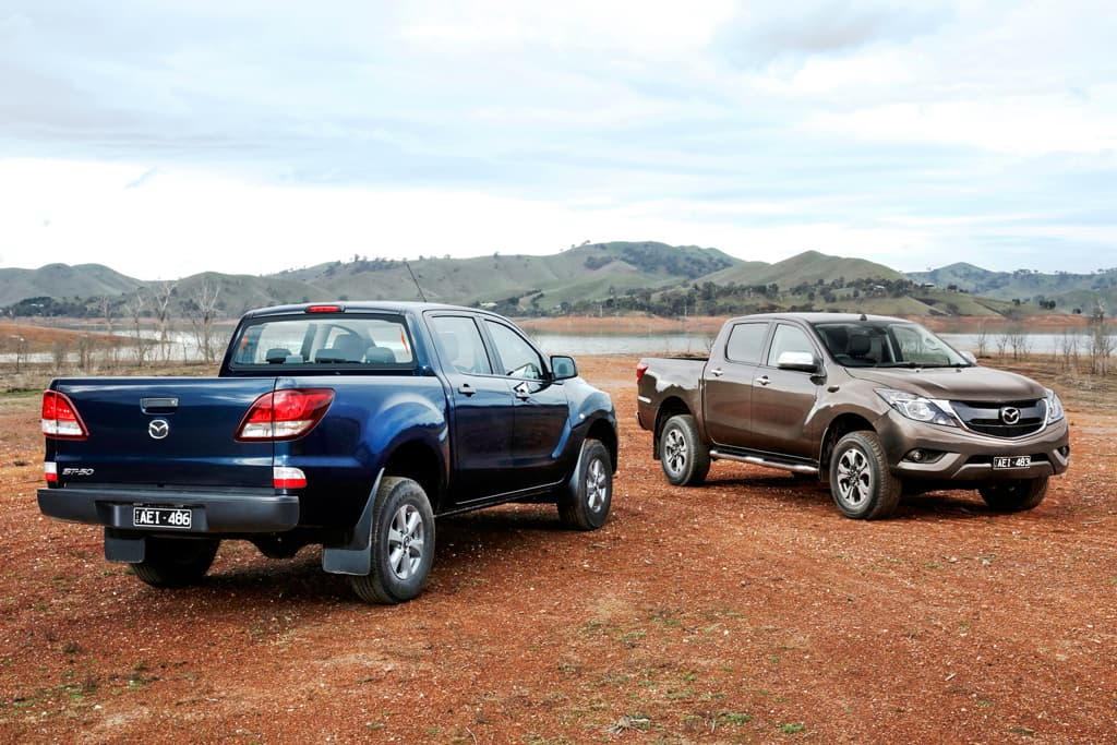 Recall wrap: Mazda BT-50 gearshift defective - www carsales