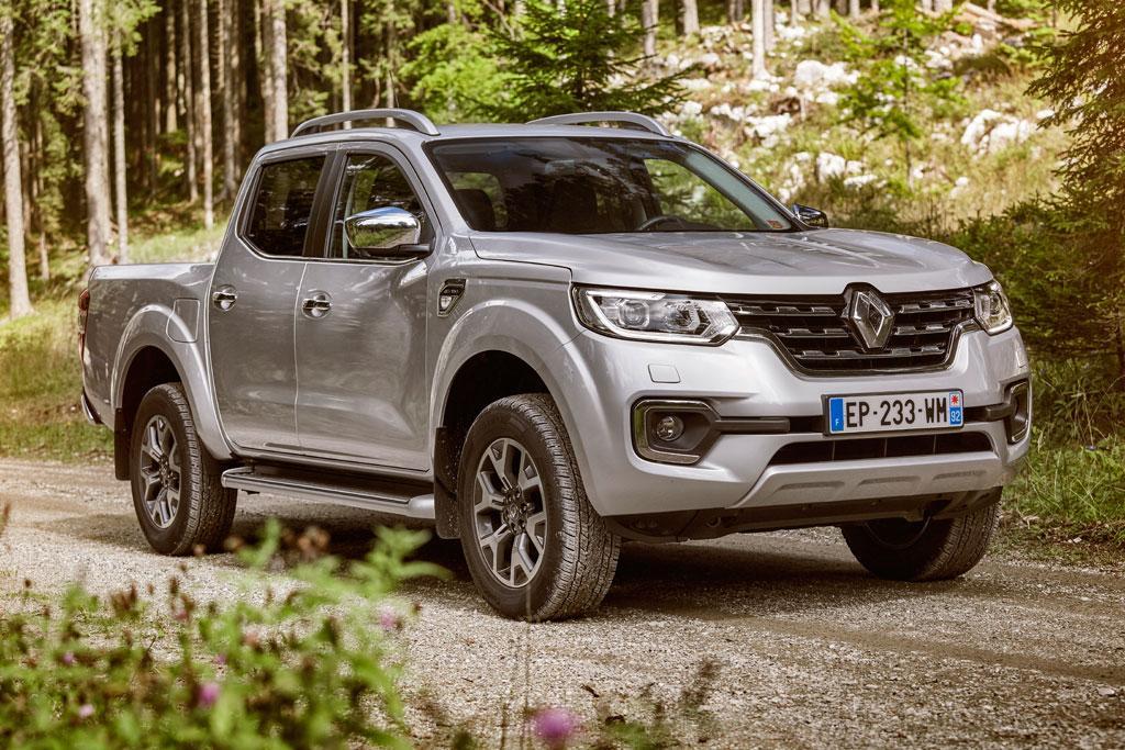 Renault Alaskan 2018 >> Renault Alaskan 2018 Review Www Carsales Com Au