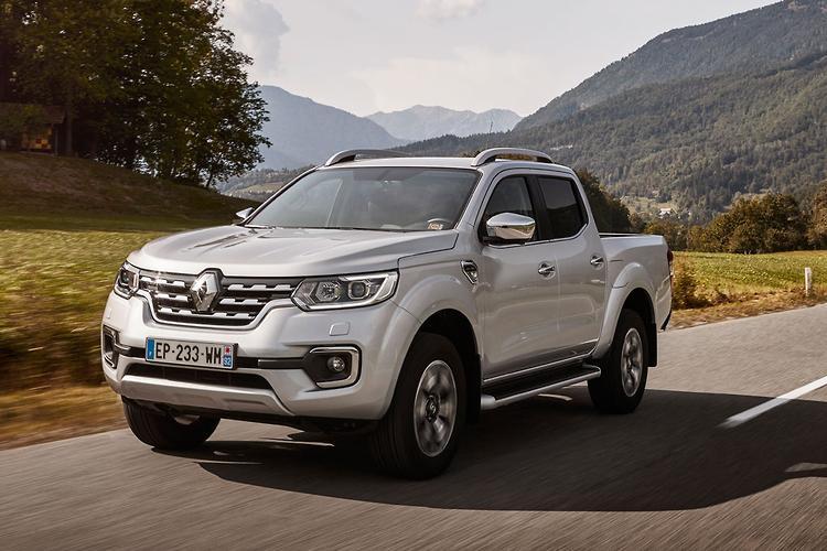 Renault alaskan price