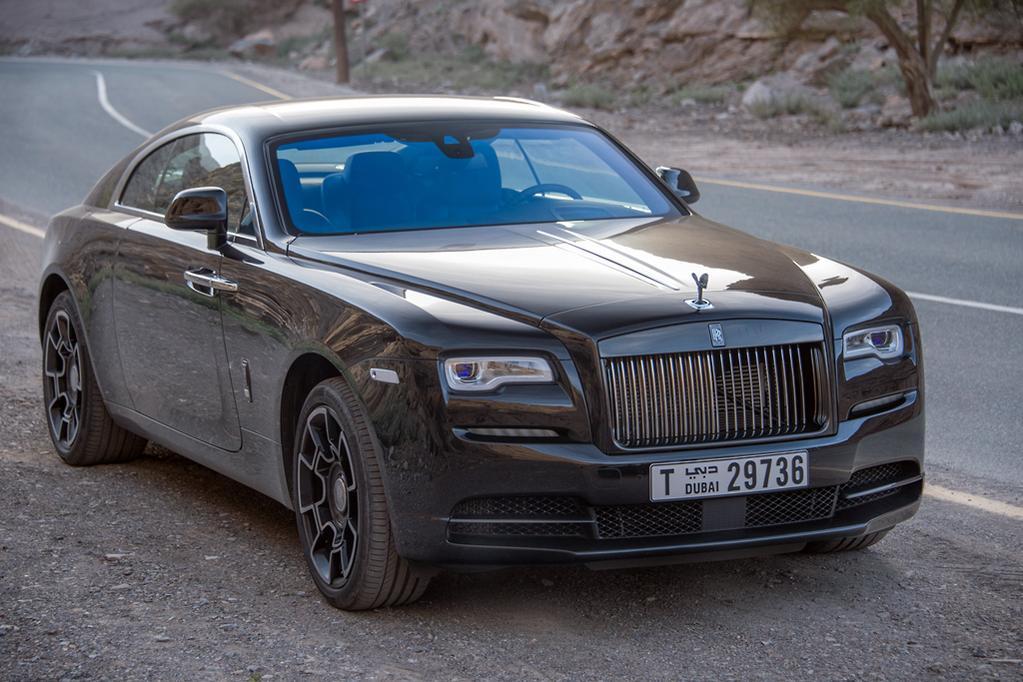 Rolls-Royce Wraith Black Badge 2017 Review - www carsales com au