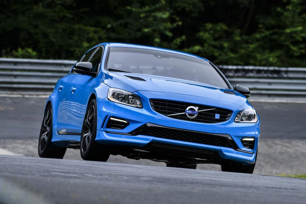 Volvo S60 Polestar claims superseded Nurburgring record