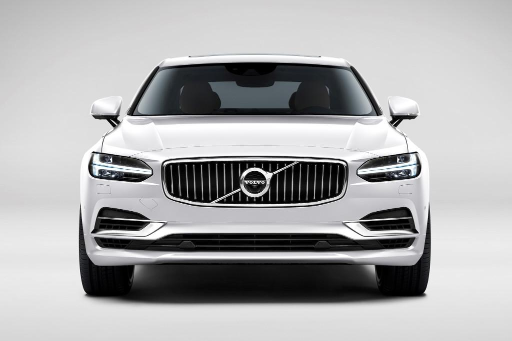 Volvo S90 To Debut New Three Cylinder Hybrid Tech