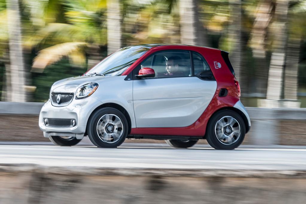 Smart electric drive 2017 Review - www carsales com au