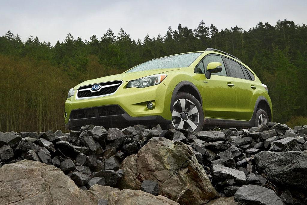 Subaru Xv Crosstrek Hybrid 2016 Quick Spin