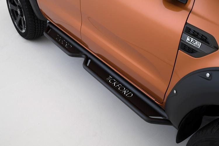 Tickford adds power and $21K to Ford Ranger - www carsales com au