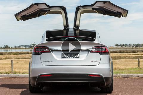 Tesla Model X P100d Video Review