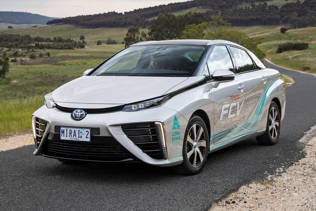 Toyota launches hydrogen cars in Australia - www carsales com au