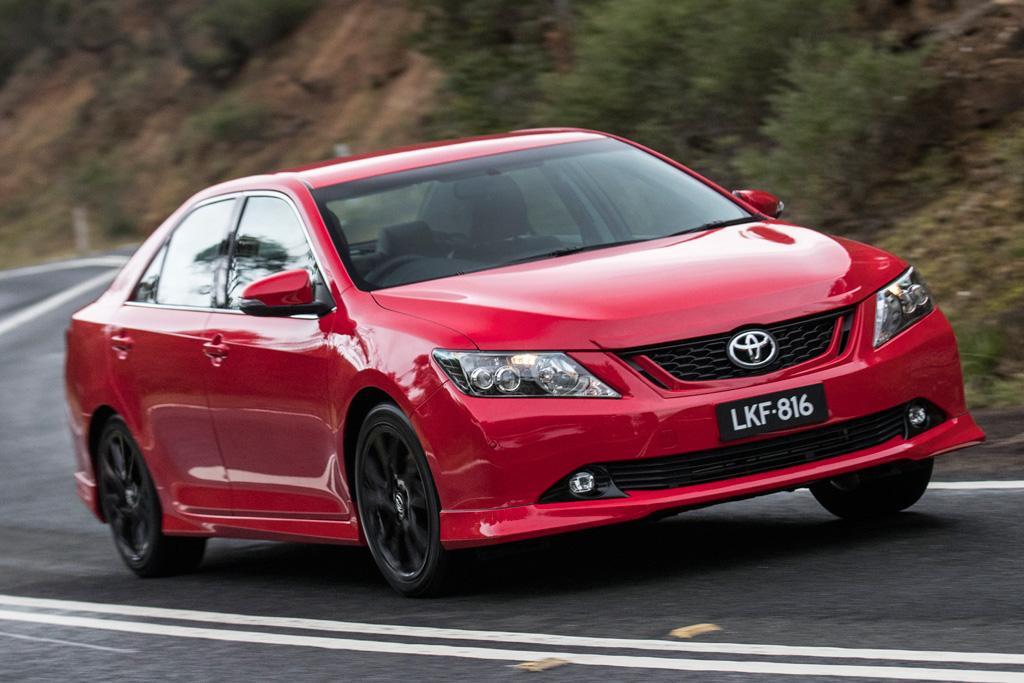 Toyota Aurion 2016 Review - www carsales com au