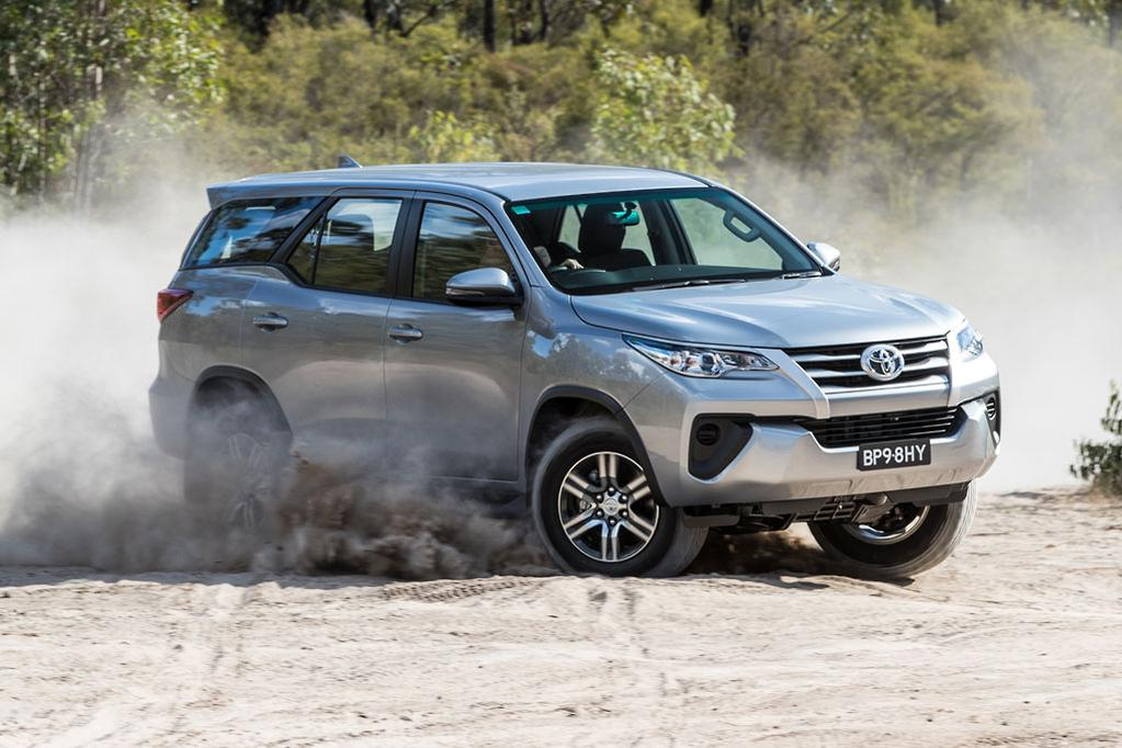 Toyota Fortuner Prices Slashed By Up To 5500 Www Carsales Com Au