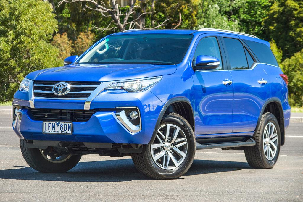 Toyota Fortuner 2015 Review - www carsales com au