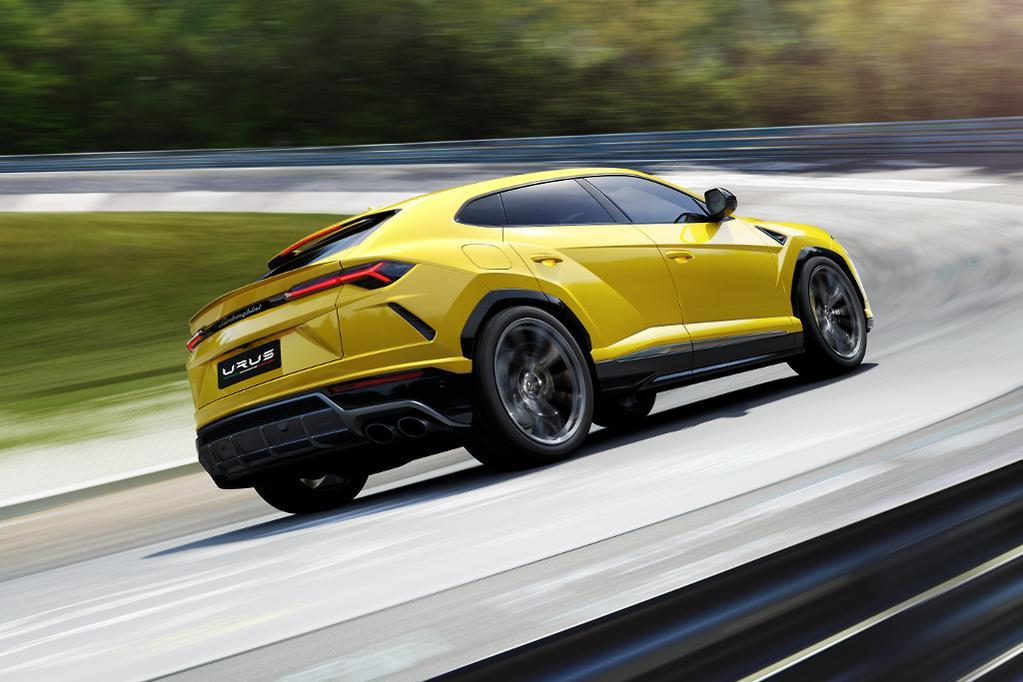 Lamborghini Unleashes 478kw Urus Suv Www Carsales Com Au