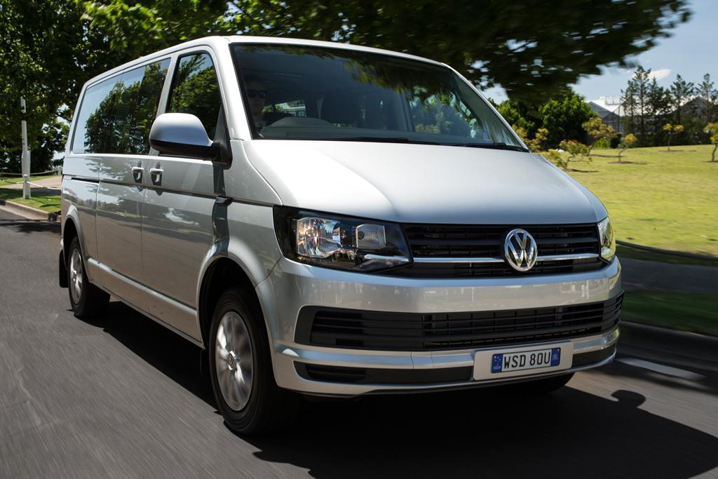 Volkswagen Transporter 2016 Review