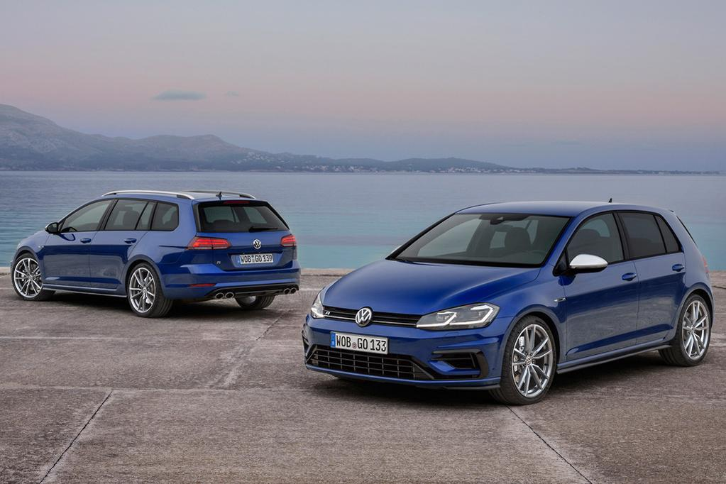 2018 Volkswagen Golf R Wagon pricing released - www carsales