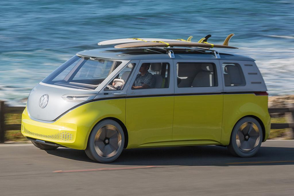 Official Volkswagen Kombi To Return Www Carsales Com Au