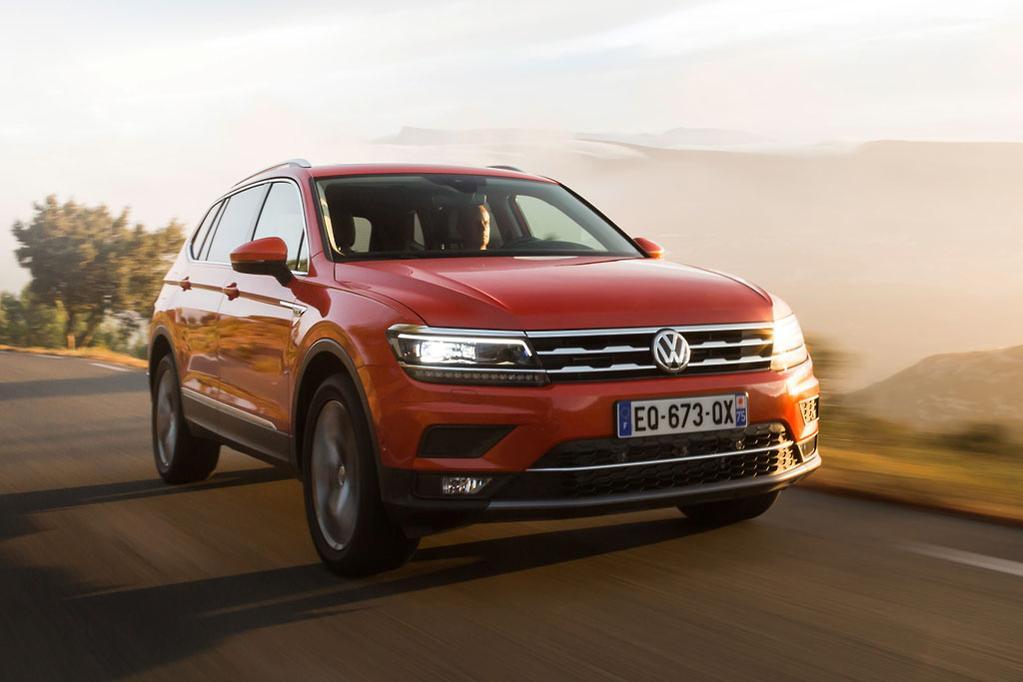 Volkswagen Tiguan Allspace 2018 Review - www carsales com au