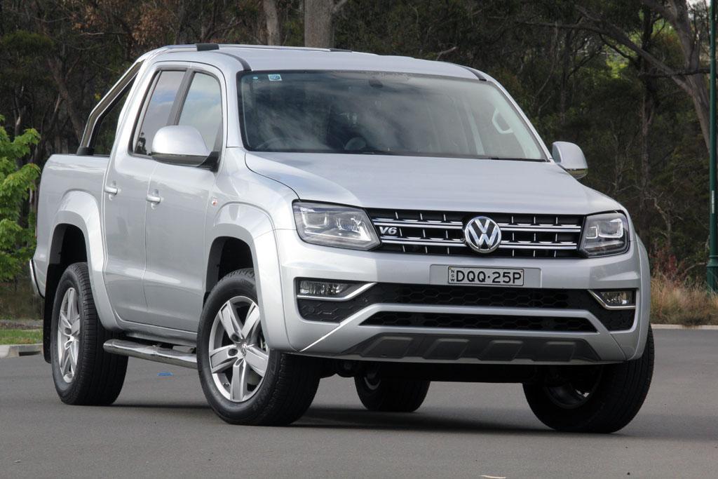 Volkswagen Amarok V6 2017 Review - www carsales com au