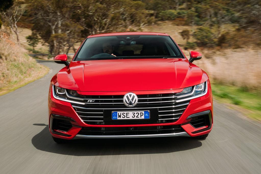 Volkswagen Arteon 2017 Review - www carsales com au