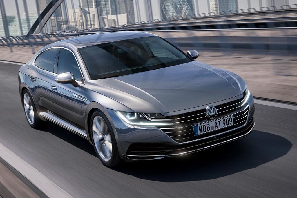 Geneva Motor Show New Volkswagen Arteon Flagship