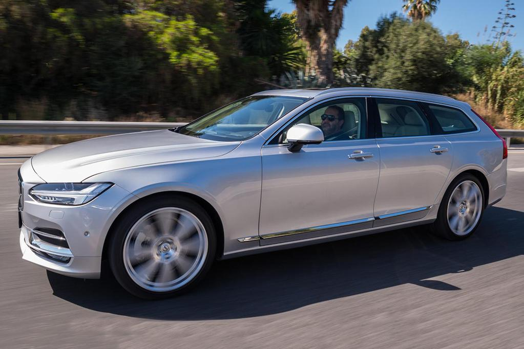 Volvo S90 And V90 2016 Review Www Carsales Com Au