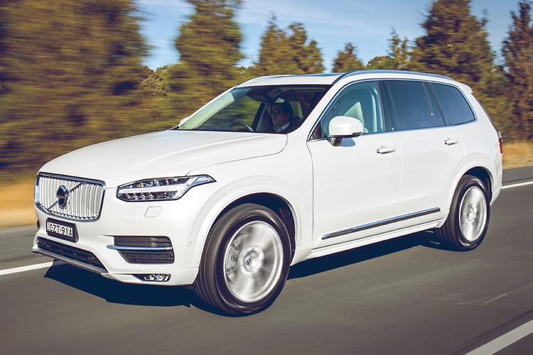 Infotainment Review: Volvo XC90 - www carsales com au