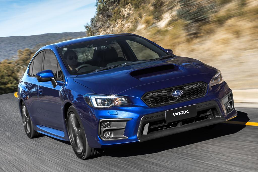 Subaru Updates Wrx And Sti For 2018
