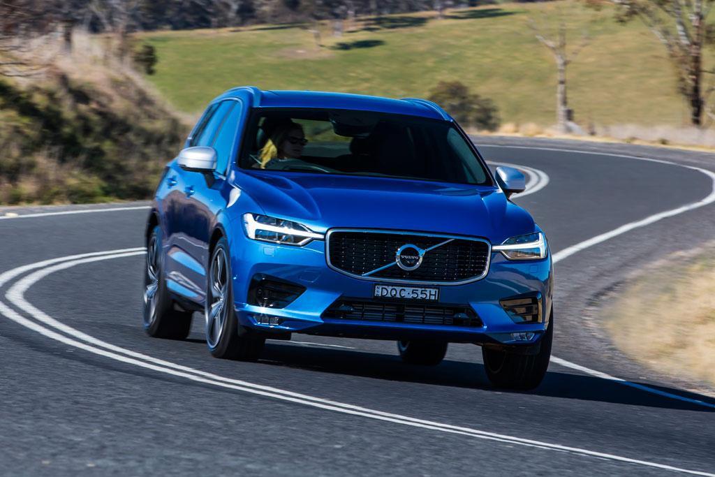 מדהים Volvo XC60 2017 Review - www.carsales.com.au BH-48