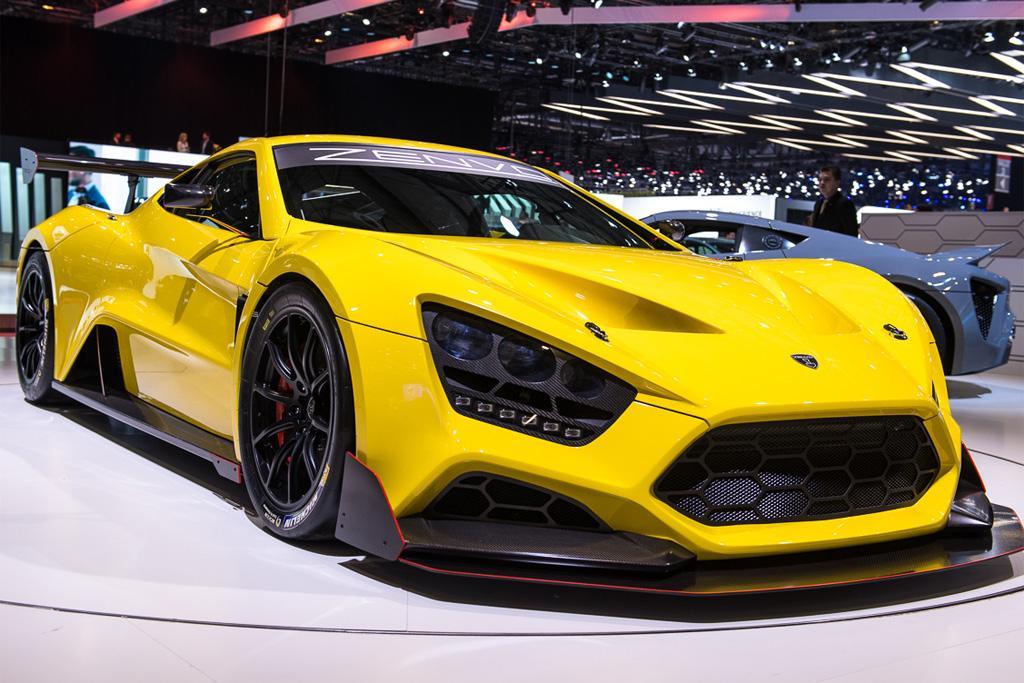 Geneva Motor Show Zenvo To Unveil 858kw Ts1 Gt Www Carsales Com Au