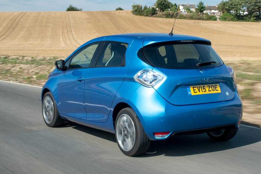Renault Confirms Pure Electric Zoe And Kangoo Ze For Australia Www