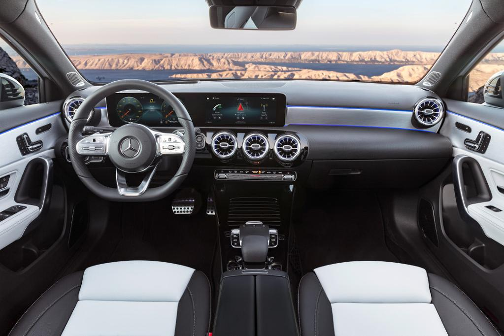Mercedes Benz Reveals 2018 A Class Www Carsales Com Au