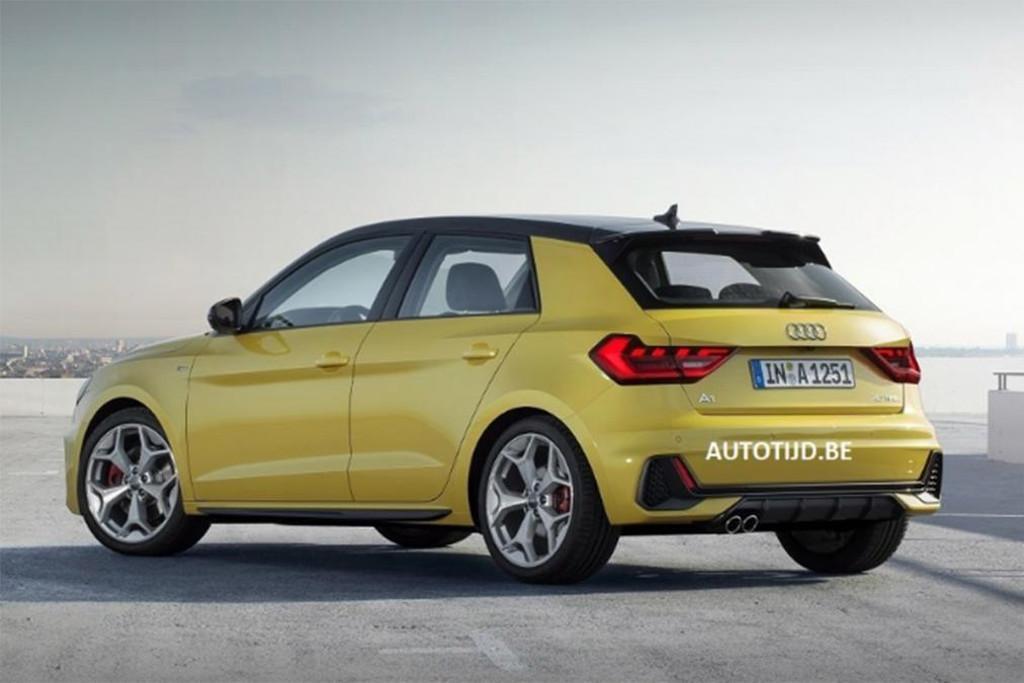 Leaked Audi S Sportier 2019 A1 Sportback Www Carsales Com Au
