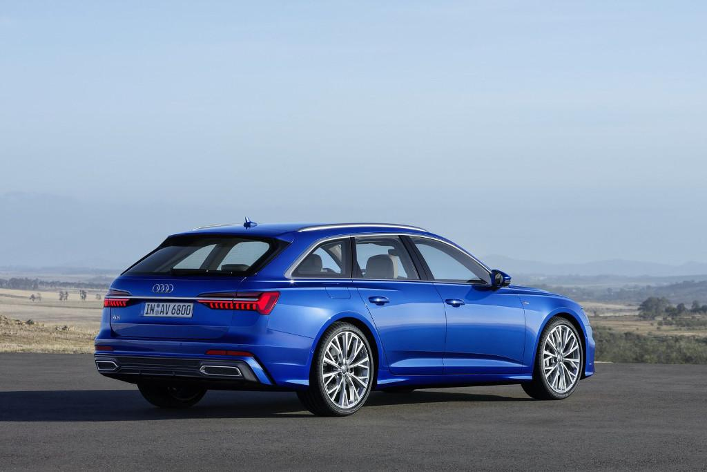 More Stylish New Audi A6 Avant Revealed Carsales