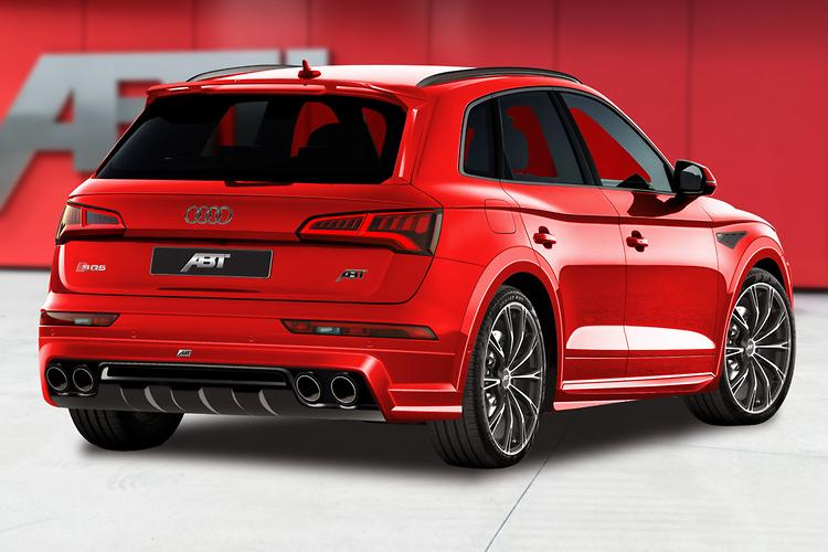 Audi SQ5 ABT Sportsline beats RS Q5 to the punch - www